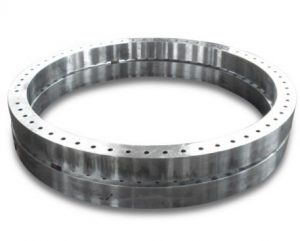 why are forged rolled rings not cast