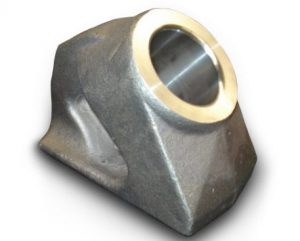 What is closed die forging?