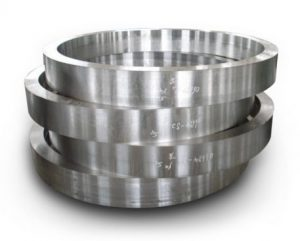 What are seamless rolled rings?