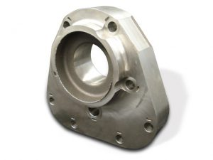 What is a closed die forging?
