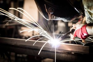 What are rolled ring forgings?